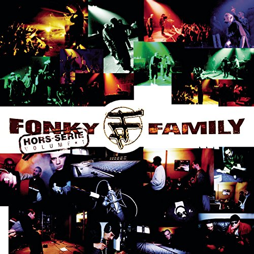 Fonky Family - Hors-Serie Vol. 1 By Fonky Family