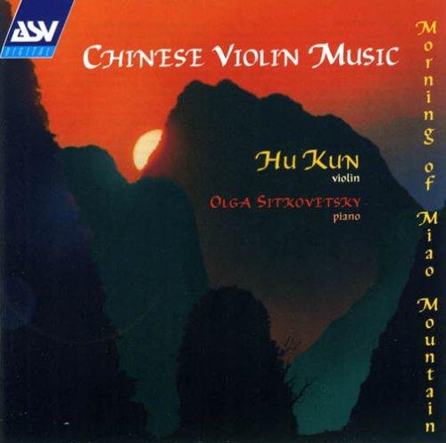 Chinese Violin Music