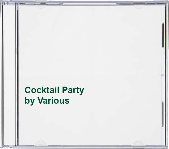 Various Artists - Cocktail Time By Various Artists