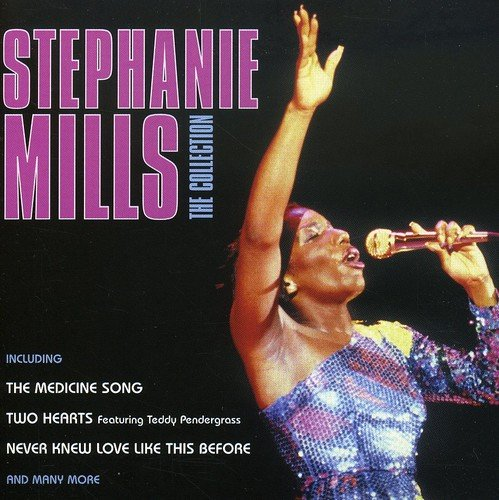 Stephanie Mills - The Collection By Stephanie Mills