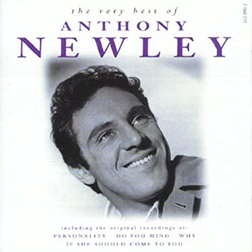 The Very Best Of Anthony Newley By Anthony Newley