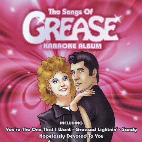 Various Artists - Songs from Grease - Karaoke
