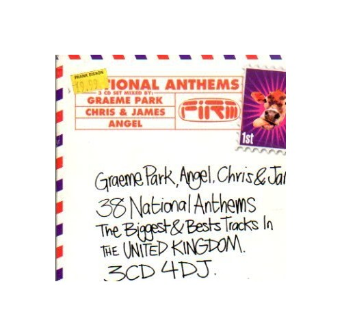 Chris & James - National Anthems Mixed By By Chris & James