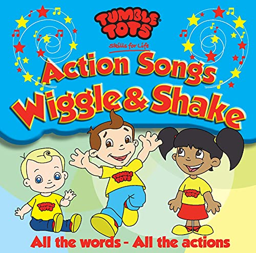 Tots Tumble - Tumble Tots - Action Songs - Vol 1 By Tots Tumble