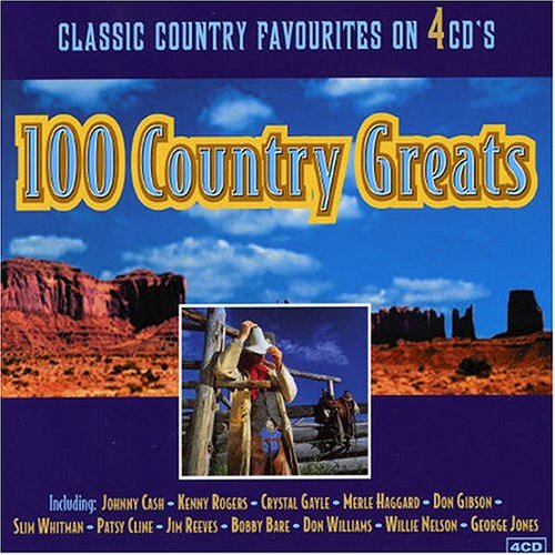 Various Artists - 100 Country Greats