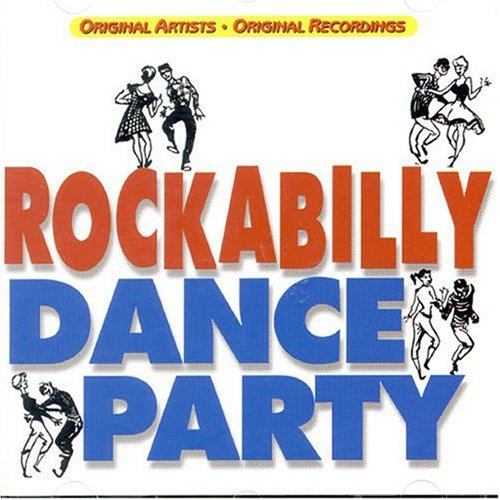 Various Artists - Rockabilly Dance Party By Various Artists