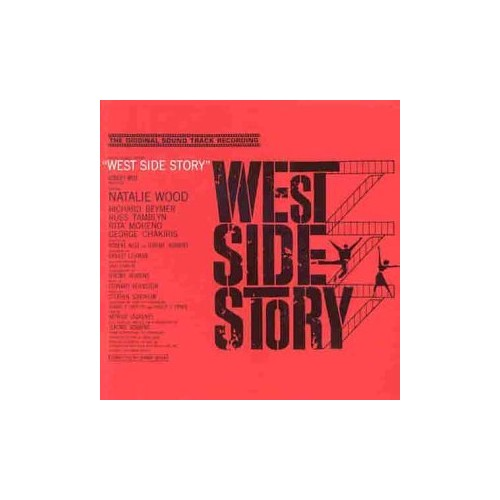 West Side Story Original Soundtrack Recording