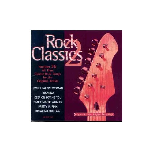 Various Artists - Rock Classics Vol.2 By Various Artists