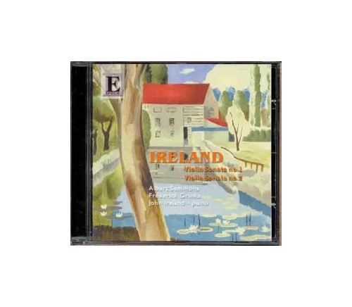 Ireland: Violin Sonatas 1, 2, Phantasie Trio, Holy Boy