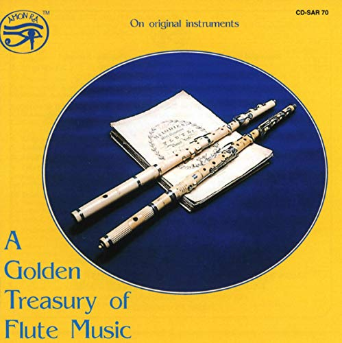 Various - A Golden Treasury of Flute Music