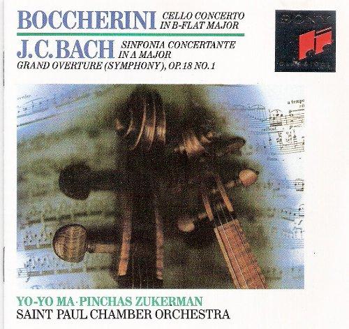 Boccherini: Cello Concerto in B Flat Major