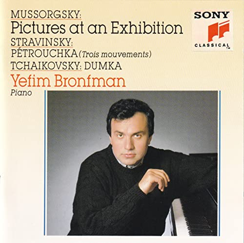 Yefim Bronfman - Mussorgsky : Pictures at an Exhibition