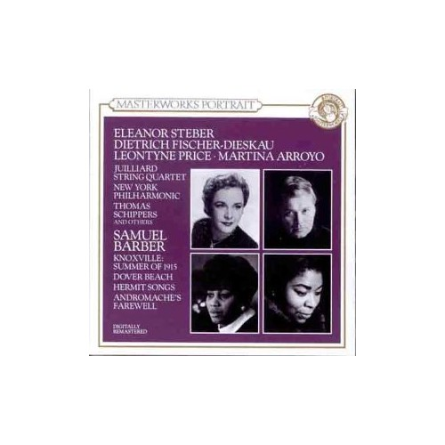 Various - Barber Knoxville  Dover Beach By Various