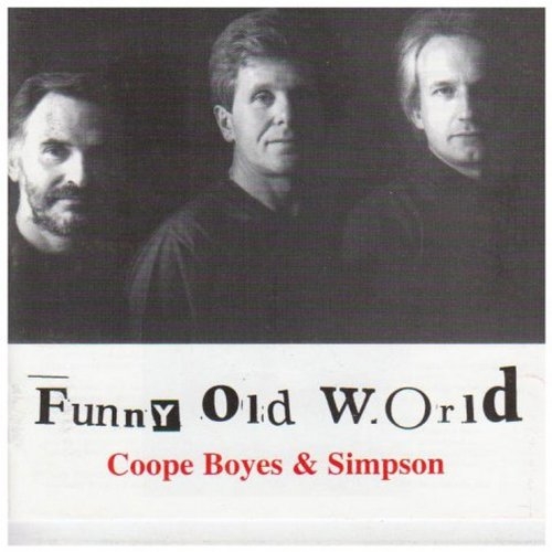 Coope Boyes & Simpson - Funny Old World By Coope Boyes & Simpson