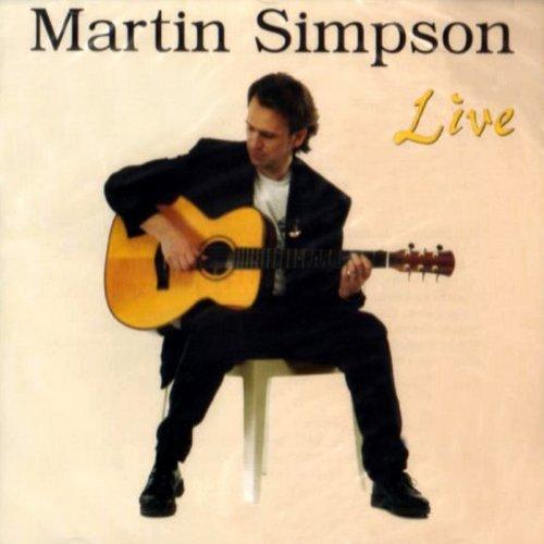Martin Simpson - Live By Martin Simpson