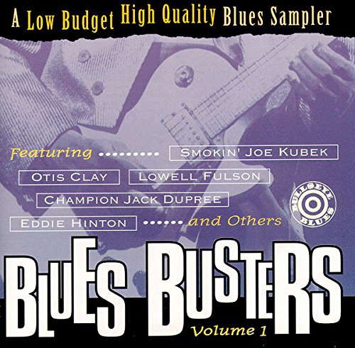 Various Artists - Blues Busters Volume 1 By Various Artists
