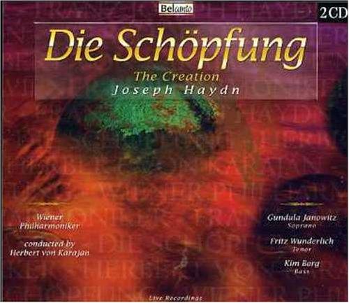 Franz Joseph Haydn - The Creation By Franz Joseph Haydn
