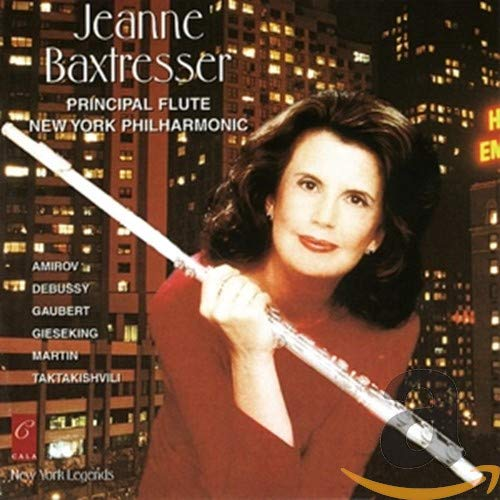 Jeanne Baxtresser - Legends of the New York Philharmonic Orchestra