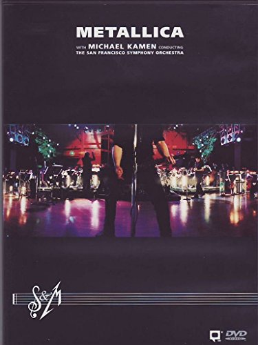 Metallica (Featuring Michael Kamen conducting The San Francisco Symphony Orchestra) - Metallica: S a