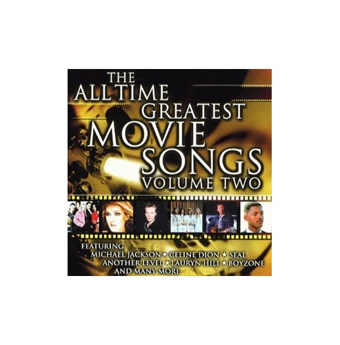 Various - All Time Greatest Movie Songs Vol. 2 By Various