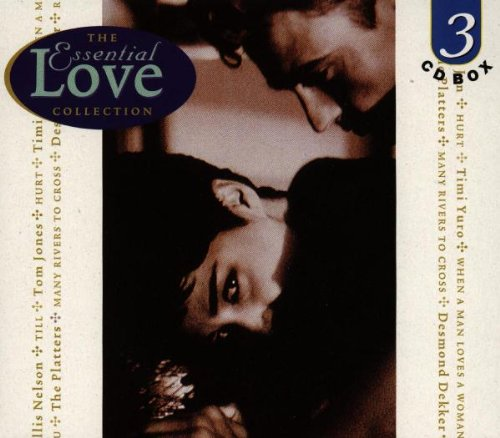 Various Artists - Essential Love Collection By Various Artists