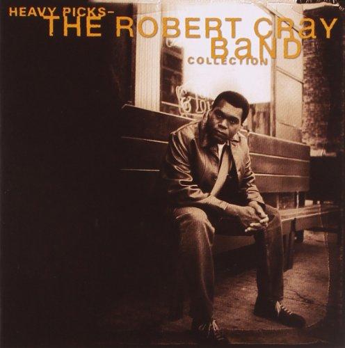 The Robert Cray Band Collection: Heavy Picks By Bas Hartong