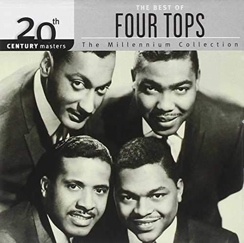 Four Tops - Best Of The Four Tops By Four Tops