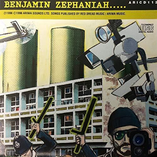 Benjamin Zephaniah - Belly of the Beast By Benjamin Zephaniah