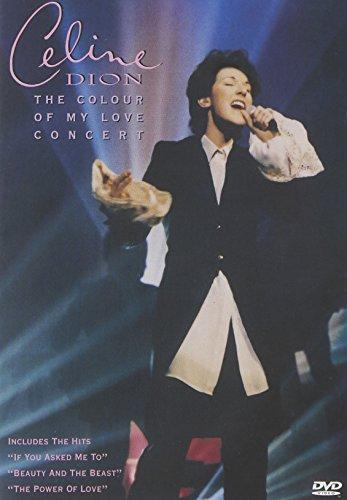 Céline Dion - The Colour Of My Love Concert