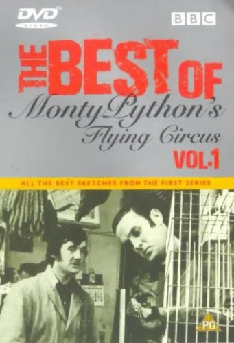 Monty-Python-039-s-Flying-Circus-The-Best-Of-Volume-1-DVD-1969-CD-SFVG