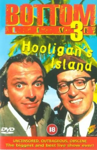 Bottom-Live-3-Hooligan-039-s-Island-DVD-CD-0JVG-FREE-Shipping