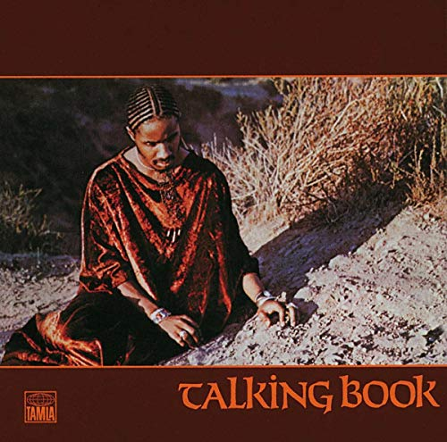 Stevie Wonder - Talking Book By Stevie Wonder