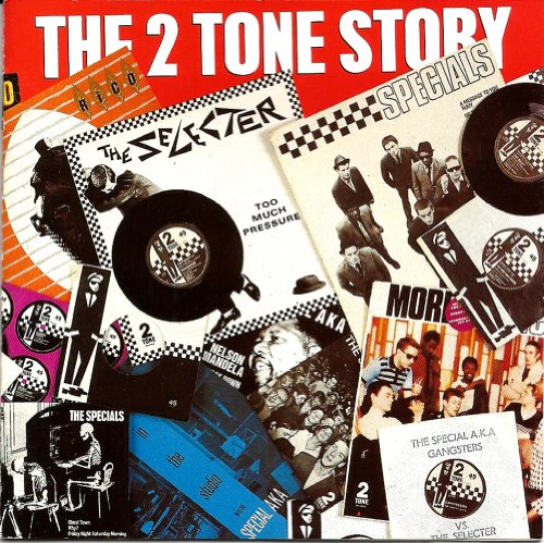 Various - The 2 Tone Story By Various