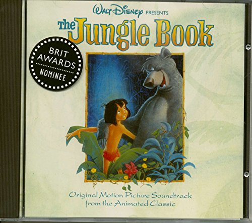 Walt Disney - Jungle Book By Walt Disney