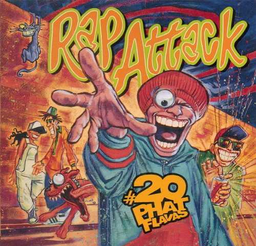 Various - Rap Attack By Various