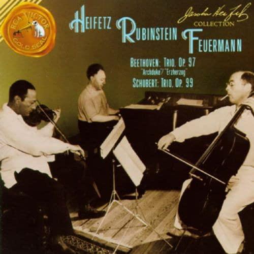Heifetz Collection - Trios