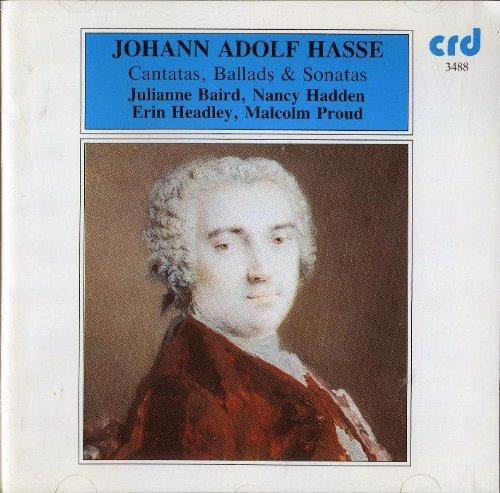 Nancy Hadden - Cantata Quel Vago Seno