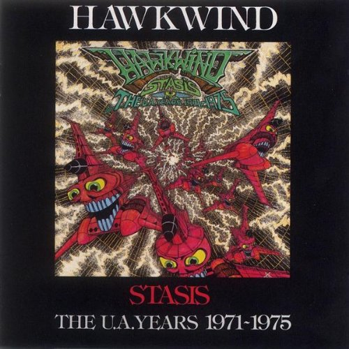Hawkwind - Stasis: the UA Years 1971-1975