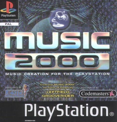 Sony Playstation - Music 2000: Music Creation (PS)