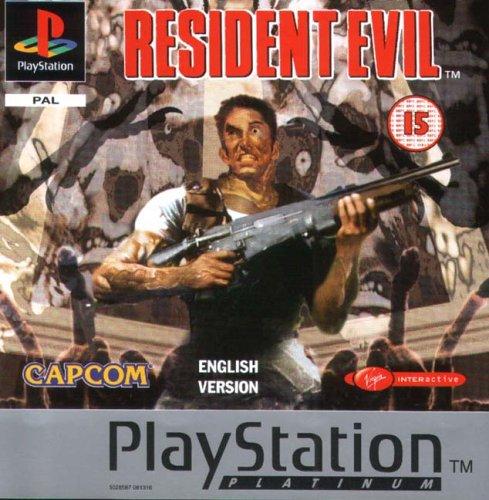 Sony Playstation - Resident Evil - Platinum (PS)
