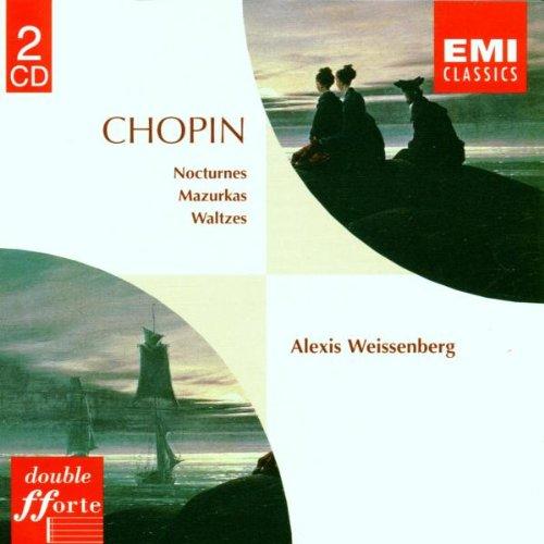 Chopin - Nocturnes, Mazurkas & Waltzes