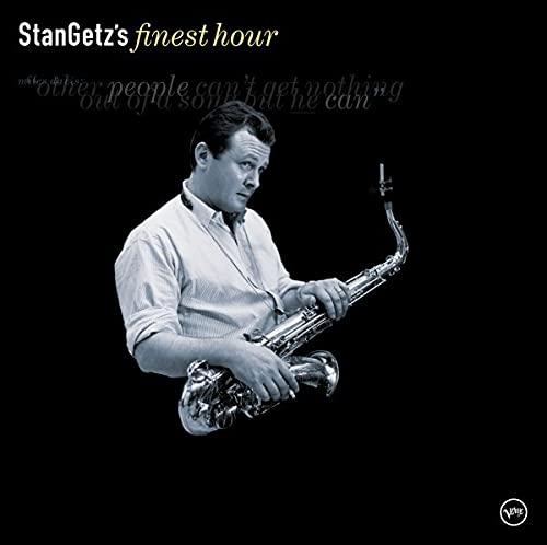 Stan Getz - Stan Getz's Finest Hour