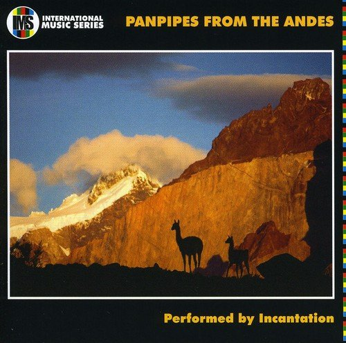 Incantation - Panpipes From The Andies By Incantation