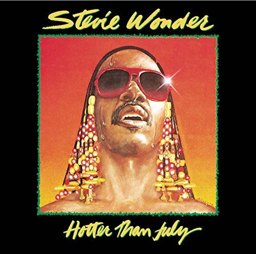Stevie Wonder - Hotter Than July By Stevie Wonder