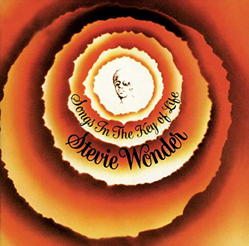 Stevie Wonder - Songs In The Key Of Life By Stevie Wonder