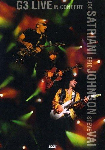 Joe Satriani , Eric Johnson, Steve Vai - G3 - Live In Concert