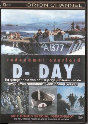 D-Day-Code Name-Overlord