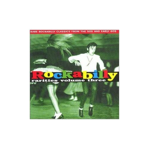 Various Artists - Rockabilly Rarities Vol.3