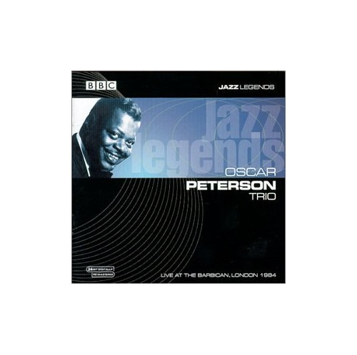 Oscar Peterson - Live at the Barbican