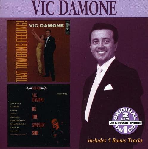 Vic Damone - That Towering Feeling!/On the Swingin' Side